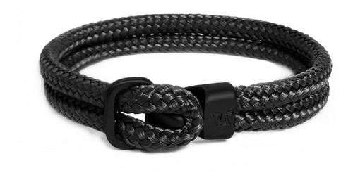 brazalete monet textil negro mntx-grf-txpro-1