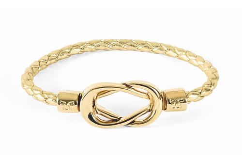 brazalete moru oro pulido y semicaucho oro mrsc-op-sc-11