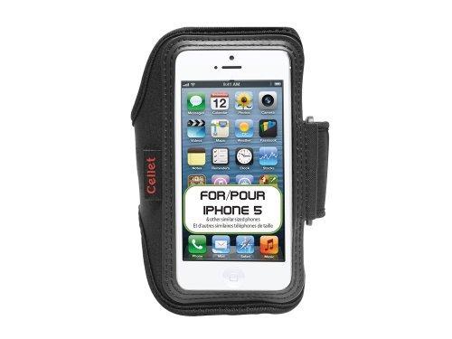 brazalete para apple iphone 5, 5s, 5c, se con brazalete de 1