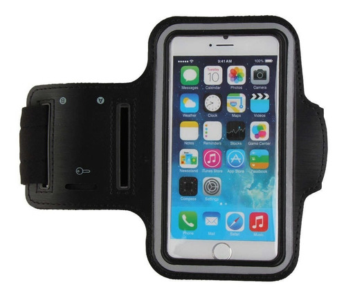 brazalete para celular correr bicicleta anti sudor hasta 6.2
