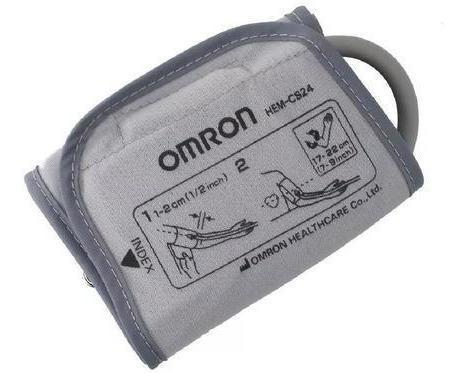 brazalete para tensiometro omron hem-cs24 pediatrico 17a22cm