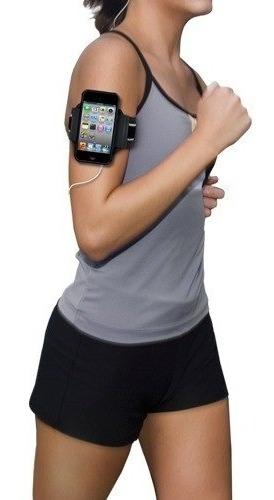 brazalete porta celular deportes correr running multimarca
