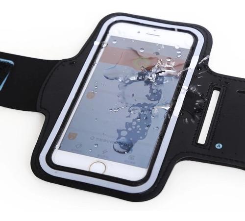 brazalete porta celular deportivo brazo de 5.5 a 6