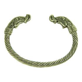 Brazalete Vikingo Bronce Regalo Ragnar A Athelstar Art 741