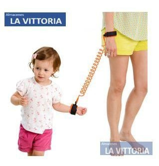 brazaletes anti perdida infantil