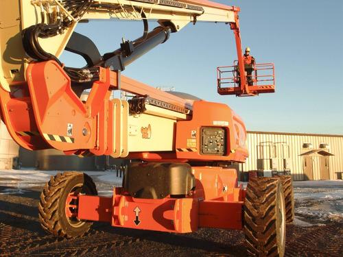 brazo articulado  1250ajp jlg diesel 4 x4