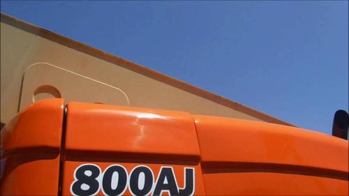 brazo articulado  800  aj jlg    diesel 4 x4