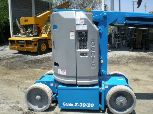 brazo articulado genie z30 electrico 1350hr recien importado