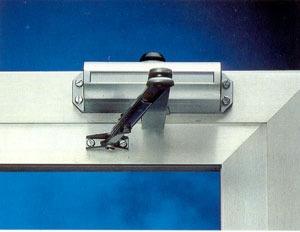 brazo cierrapuertas hidraulico