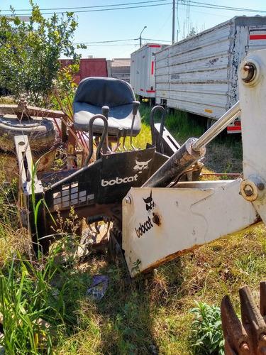 brazo de retro bobcat 709 original