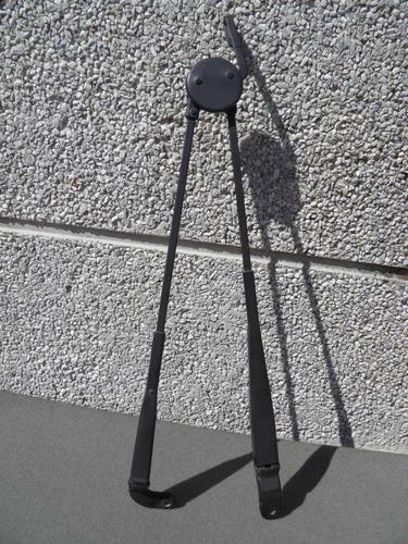 brazo del limpia parabrisas del panoramico   renault twingo