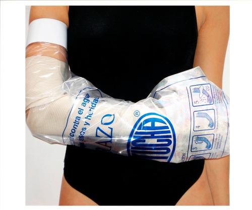 brazo impermeable cubierta de yeso protector plastico