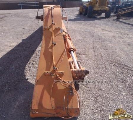 brazo largo excavadora caterpillar john deere hitachi 7060