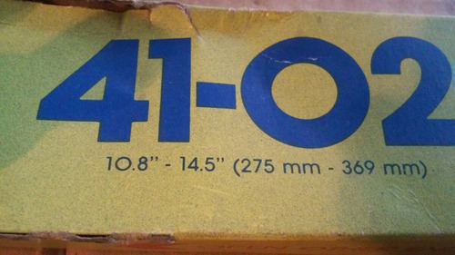 brazo limpia parabrisas ajustable f100 1973/ 41-02 universal