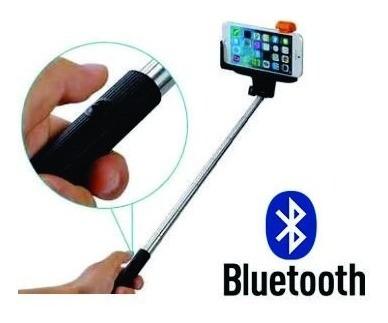 brazo monopod bluetooth selfie baston celular