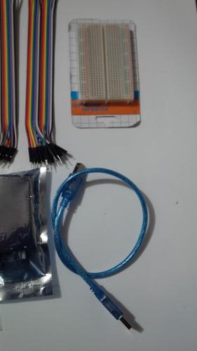 brazo robotico para ensamblar arduino total