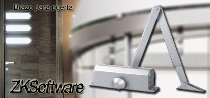 Brazo superior para puerta con cierre automatico 496 - Cierres automaticos para puertas ...