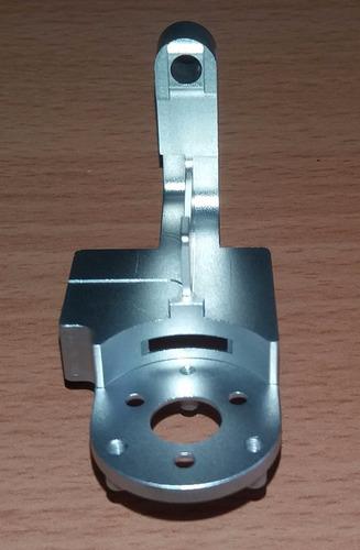 brazo yaw vertical de gimbal pro/adv dji phantom 3.