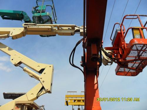 brazos articulados jlg 450 aj - varias opciones cel 09815499