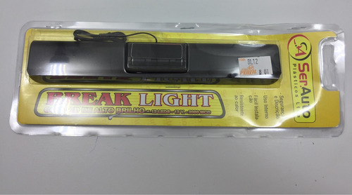 break light 12 leds  luz freio logan megane sandero scenic