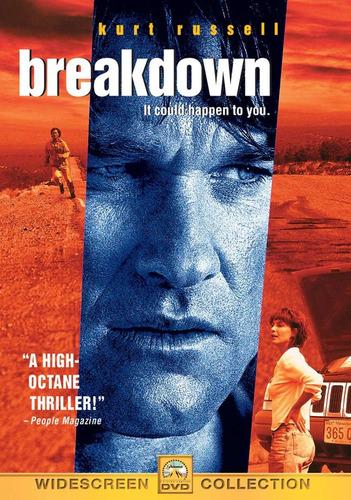 breakdown sin rastro pelicula importada dvd