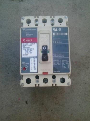 breaker 100 amp 3 polos