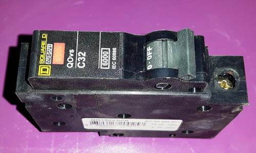 breaker 32amp square d