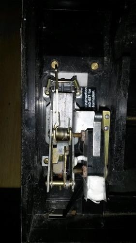 breaker 600amp, 2 polos modelo square d mal26600