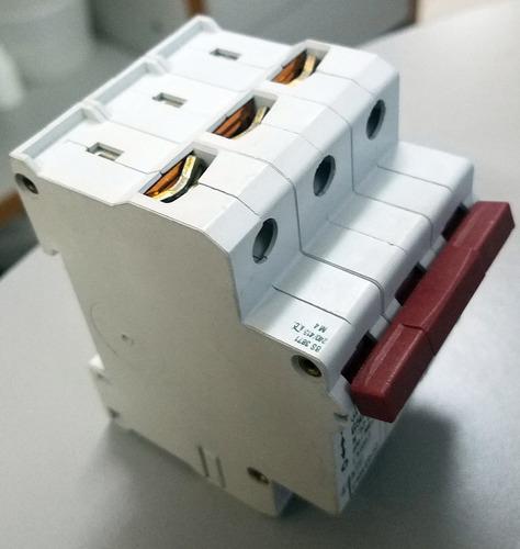breaker automatico faz 3x g50a