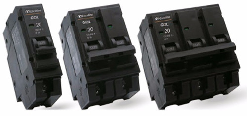 breaker electricos 1x30 empotrable