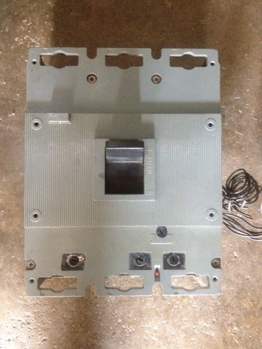 breaker electricos industrial