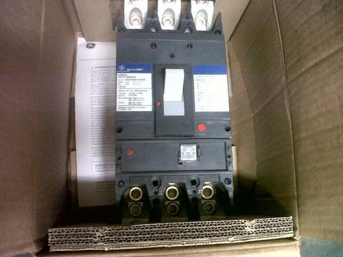 breaker general electric 100 150 250 400 600 800 1200 amp