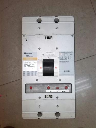 breaker industrial 800 amp cutler-hammer no es chino
