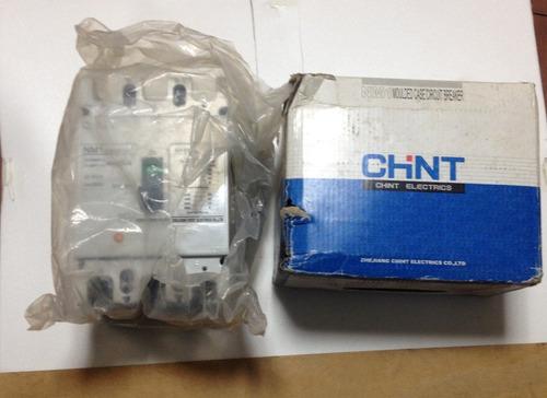 breaker industrial chint nm1 3x200amp