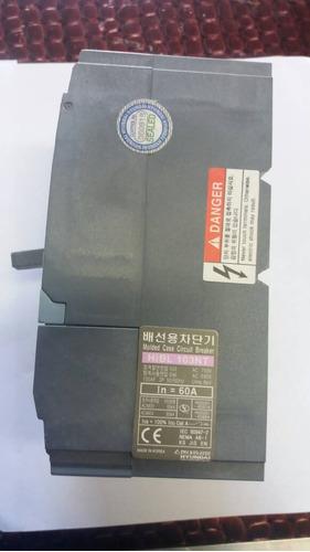 breaker indutrial 60amp marca hyundai