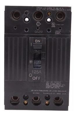 breaker tqd 3x125 3x150 3x175 3x200 3x225 general electric