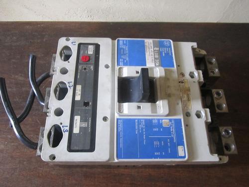 breaker trifasico de 600 amp westinghouse