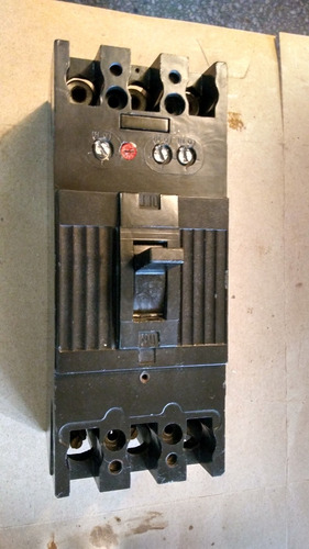 breaker trifasico general electric de 225 amperios tfk236