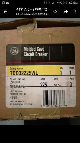 breaker trifasicos 60amp