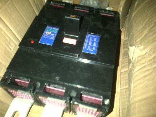 breaker trifasio 800 amp