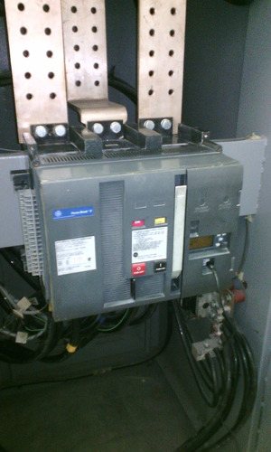 breakers reparación y mantenimiento
