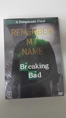 breaking bad - a temporada final - lacrado - original