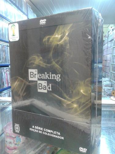 breaking bad dvd