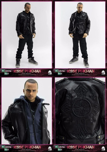 breaking bad: jesse pinkman threezero 1:6 | en stock
