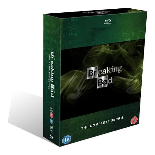 breaking bad la serie completa edición colección blu-ray