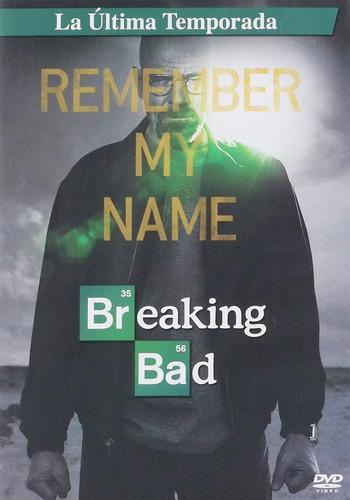 breaking bad sexta temporada 6 seis final dvd