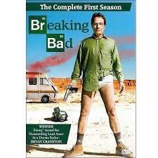 breaking bad the completo first season importado legendado