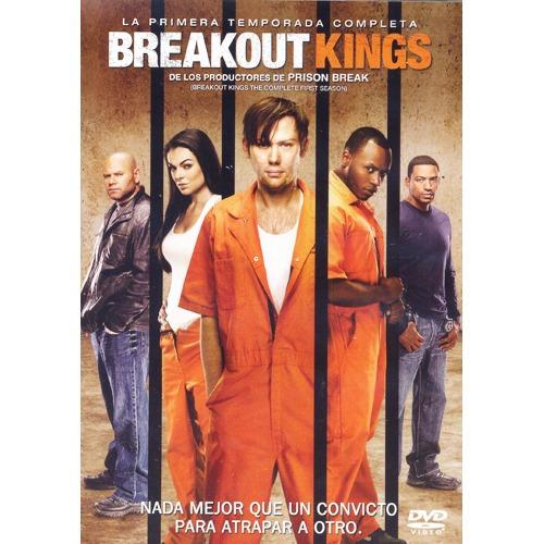 breakout kings temporada 1 uno serie de tv en dvd