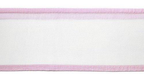 BreathableBaby Mesh Crib Liner Lavender
