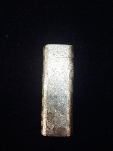 brecho charisma-isqueiro  cartier -france-prata de lei